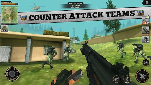 بازی اندروید حل مسالمت آمیز - صلح ارتش - The Glorious Resolve: Journey To Peace - Army Game