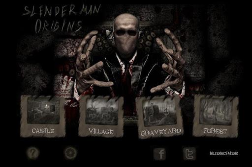 بازی اندروید خاستگاه مرد باریک - بهترین بازی وحشت - Slenderman Origins 1 Lost Kids. Best Horror Game.