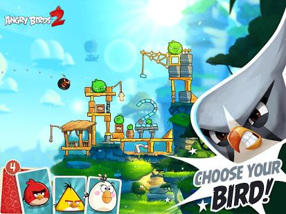بازی اندروید پرندگان خشمگین 2 - Angry Birds 2