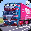 بازی شبیه ساز حمل کامیون اروپایی 2 -بار کامیون