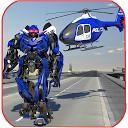 جنگ ابر ربات قهرمان پلیس