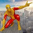 نبرد عنکبوتی قهرمان