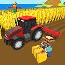 شخم زدن مزرعه کشاورزی