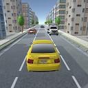 یورش اتومبیل ترافیک