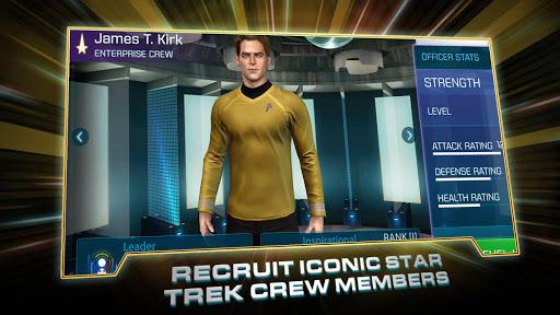 بازی اندروید فرماندهی ناوگان ستاره دنباله دار - Star Trek™ Fleet Command