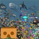 واقعیت مجازی آکواریوم اقیانوسی