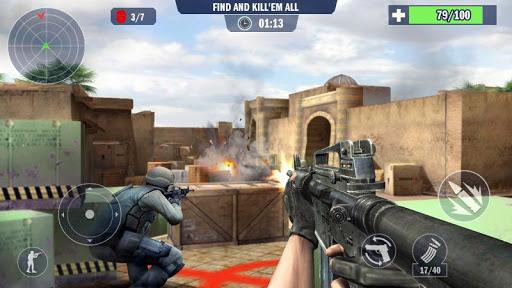 بازی اندروید مبارزه با تروریست ها - Counter Terrorist