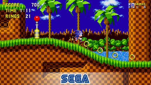 بازی اندروید صوت جوجه تیغی - Sonic the Hedgehog™