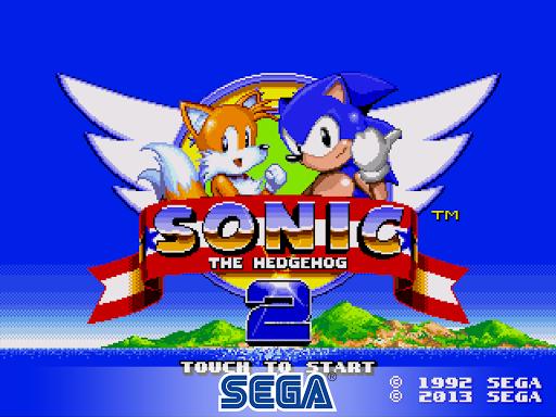 بازی اندروید راز خار پشت 2 - Sonic The Hedgehog 2 Classic