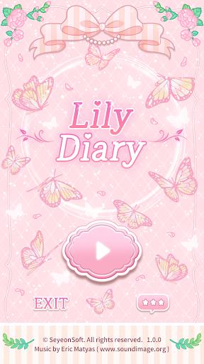 بازی اندروید داستان آرایش لیلی - Lily Diary : Dress Up Game