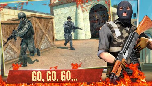 بازی اندروید ماموریت مخفی کماندو - بازی تیراندازی رایگان - FPS Commando Secret Mission - Free Shooting Games