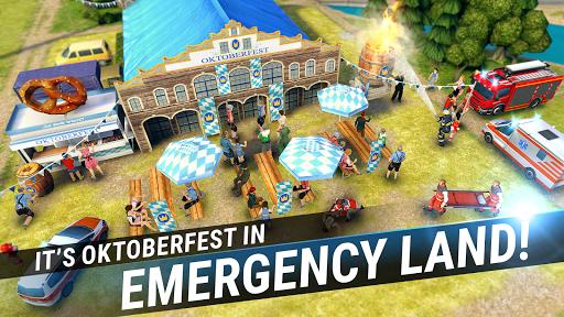 بازی اندروید اورژانس - EMERGENCY HQ