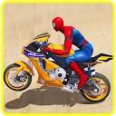 مسابقه موتور سوپر قهرمان