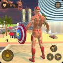 ربات سوپر قهرمان - شهر جنگی نیویورک