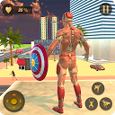 بازی  ربات سوپر قهرمان - شهر جنگی نیویورک