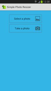 نرم افزار اندروید تغییر اندازه تصویر - Photo & Picture Resizer