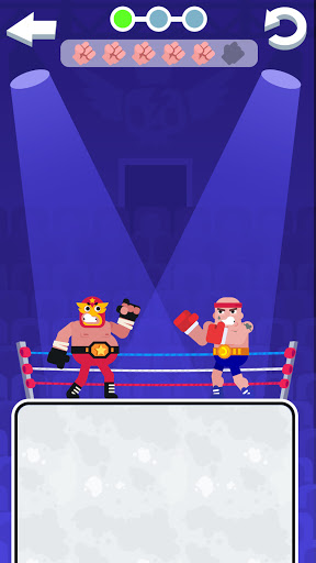 بازی اندروید پهلوان باب - Punch Bob