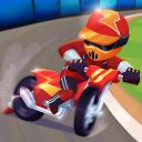 بازی راه قهرمانان سرعت
