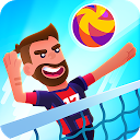 چالش والیبال - بازی والیبال
