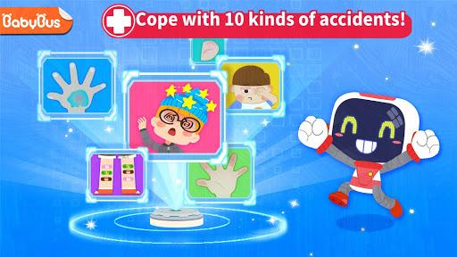 بازی اندروید نکات کمک های اولیه کودک پاندا - Baby Panda's First Aid Tips
