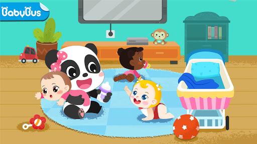 بازی اندروید مراقبت از کودک پاندا 2 - Baby Panda Care 2