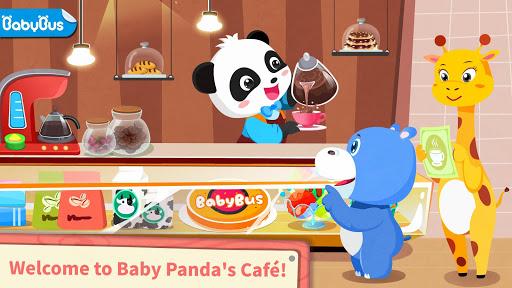 بازی اندروید کافه تابستانی کودک پاندا - Baby Panda's Summer: Café
