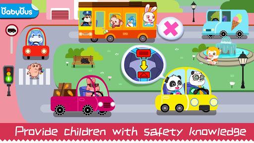 بازی اندروید ایمنی کودک پاندا - Baby Panda's Child Safety