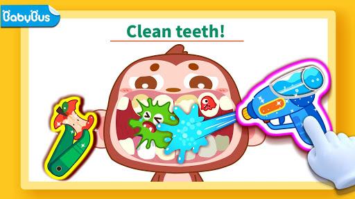 بازی اندروید کودک پاندا - مراقبت از دندان - Baby Panda: Dental Care
