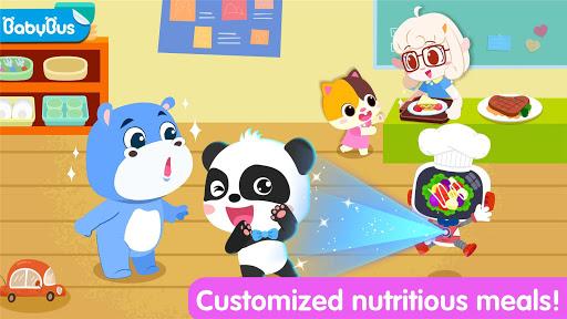 بازی اندروید کودک پاندا - آشپز مهمانی - Baby Panda: Cooking Party