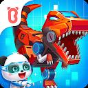 بازی کودک پاندا - مراقبت از دایناسور