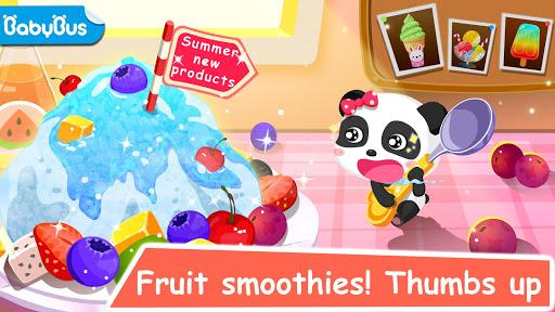 بازی اندروید بستنی - بازی های آموزشی برای کودکان -  Ice Cream & Smoothies - Educational Game For Kids