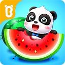 مزرعه میوه کودک پاندا - خانواده سیب