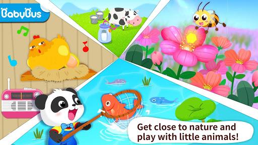 بازی اندروید داستان مزرعه پاندا کوچولو - Little Panda's Farm Story