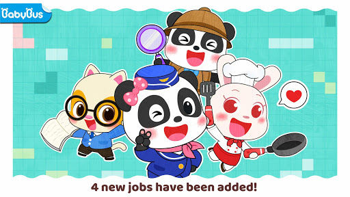 بازی اندروید کودک پاندا - رویای من - Baby Panda's Town: My Dream