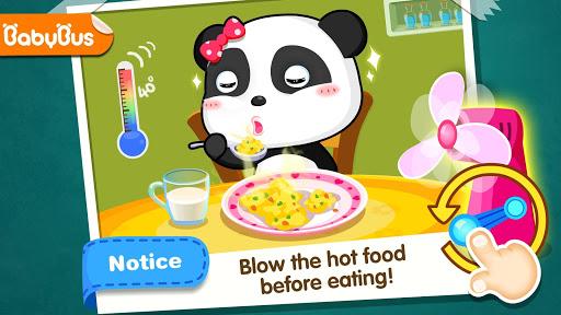بازی اندروید ایمنی کودک پاندا - یادگیری نکات ایمنی کودکان - Baby Panda Safety – Learn Childs Safe Tips