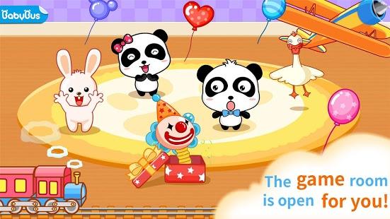 بازی اندروید کودکستان من - My Kindergarten - Panda Games