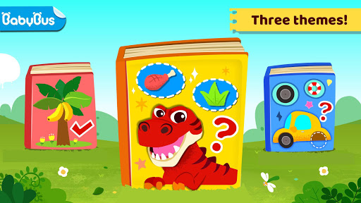 بازی اندروید علوم پیش دبستانی کودک پاندا - Baby Panda's Preschool Science