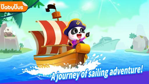 بازی اندروید کشتی کودک پاندا - Baby Panda's Ship