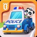 بازی پاندا کوچولوی پلیس