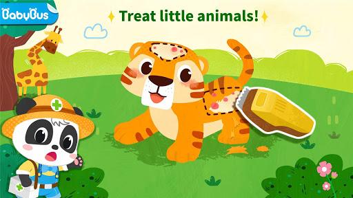 بازی اندروید کودک پاندا - مراقبت از حیوانات - Baby Panda: Care for animals