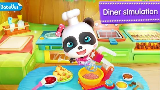 بازی اندروید رستوران کوچک پاندا - Little Panda Restaurant