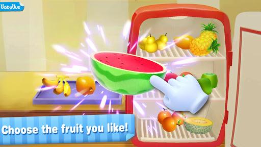 بازی اندروید کودک پاندا  سالاد میوه درست می کند - Baby Panda Makes Fruit Salad - Salad Recipe & DIY