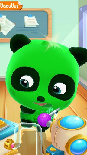 بازی اندروید صحبت کردن پاند کوچولو - Talking Baby Panda - Kids Game