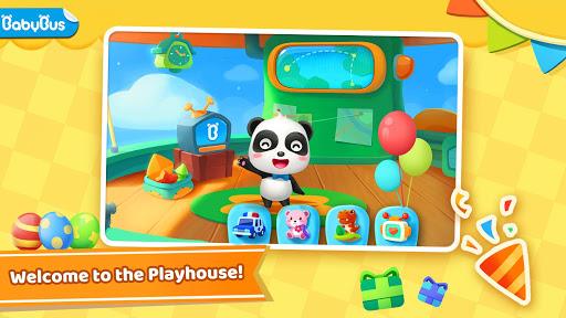 بازی اندروید خانه کودک پاندا - Baby Panda's Playhouse
