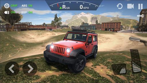 بازی اندروید شبیه ساز نهایی آفرود - Ultimate Offroad Simulator