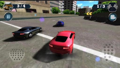 بازی اندروید مسابقه ماشین - Car Racing