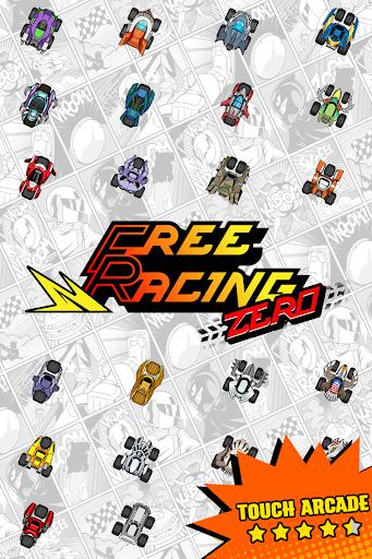 بازی اندروید فرز - مسابقه رایگان صفر - FRZ: Free Racing Zero