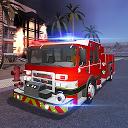 بازی کامیون آتش نشانی