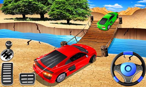 بازی اندروید بدلکاری غیرممکن اتومبیل - شبیه ساز ماشین مگا رمپ - Impossible Car Stunts 3D - Mega Ramp Car Simulator