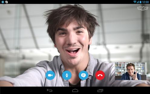 نرم افزار اندروید اسکایپ - Skype - free IM & video calls